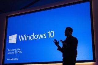 Windows 10, la licenza delsistema operativo costerà 135 euro