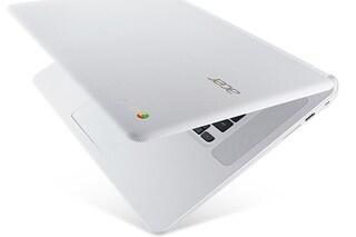 Acer presenta un Chromebook da 15 pollici al CES 2015