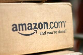 Amazon Prime, da oggi consegne in Italia in un giorno