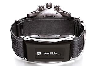 e-Strap, il primo smartwatch di lusso di Montblanc