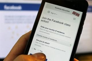 La prima privacy class action contro Facebook arriva in tribunale