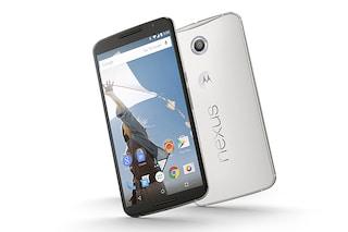 Nexus 6, niente sensore per le impronte digitali a causa di Apple