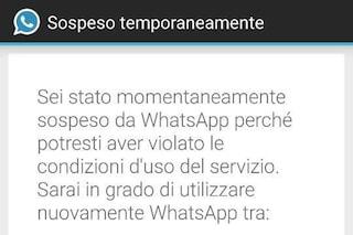 WhatsApp, sospesi temporaneamente tutti gli utenti che utilizzano app non ufficiali
