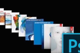 Tanti auguri Photoshop, il software di fotoritocco festeggia 25 anni