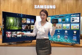 Samsung, le politiche sulla privacy delle Smart TV sono un incubo orwelliano