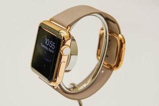Apple Watch Edition, attesi guadagni miliardari per l'edizione in oro