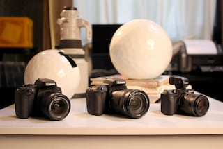 Canon, le nuove (super) reflex professionali