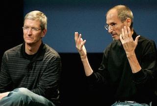 "Tim Cook ricorda Steve Jobs su Twitter: ""Oggi avrebbe compiuto 60 anni"""