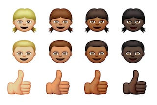 Apple, iOS 8.3 introdurrà le emoji multiculturali