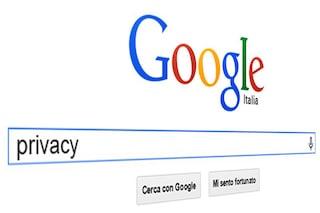 Privacy, Google si adeguerà alle misure richieste dal Garante