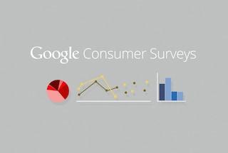 Google Surveys, entro l'anno in Italia e altri 40 paesi: cos'è e come funziona