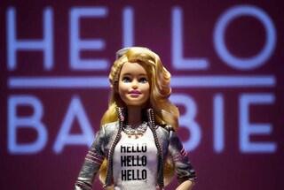 """Hello Barbie, in arrivo la bambola """"smart"""" con connessione WiFi"""