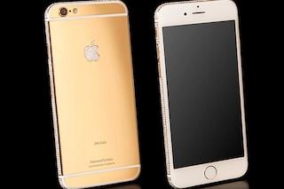 iPhone 6 in oro e diamanti: in vendita a 3,96 milioni di dollari [FOTO]