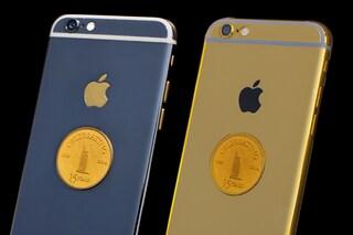 Hotel a 7 stelle fa realizzare 15 iPhone 6 in oro nero dal valore di 13mila dollari [FOTO]