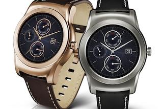 LG Watch Urbane, il nuovo smartwatch di lusso