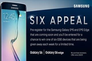 Samsung Galaxy S6 e Galaxy S6 Edge, una nuova foto in attesa del MWC 2015