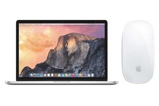 Apple, sensore Touch ID nei nuovi MacBook e Magic Mouse