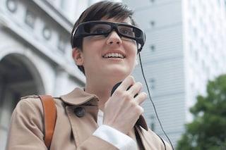 Sony SmartEyeglass, aperti i pre-ordini per la Developer Edition
