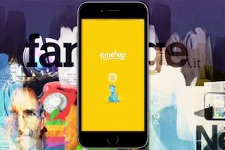 Timehop, la macchina del tempo dei social network