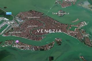 Apple, da oggi la città di Venezia supporta le mappe Flyover