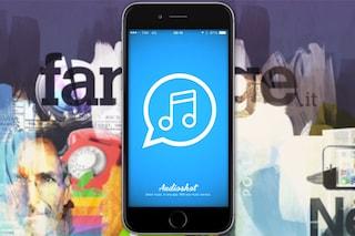 Come condividere brani musicali con una tastiera di iOS