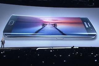 Galaxy S6 Edge è ufficiale: tutte le caratteristiche del nuovo smartphone di Samsung