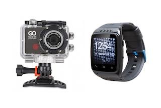Dalle action cam agli smartwatch: i prodotti low cost di GoClever