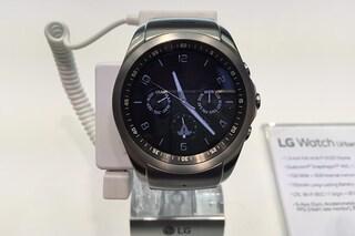 LG Watch Urbane LTE, anteprima e tutte le caratteristiche tecniche ufficiali