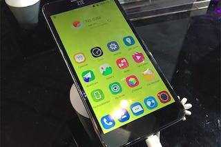 ZTE Grand S3, anteprima e caratteristiche del primo smartphone che riconosce l'iride