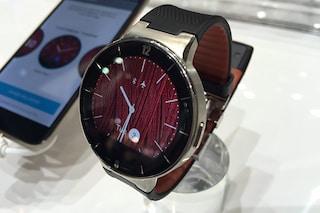 Alcatel Watch, anteprima e tutte le caratteristiche tecniche ufficiali