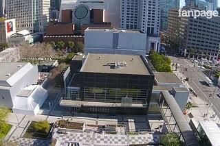 Evento Apple 9 marzo, un video con drone mostra l'area demo in costruzione