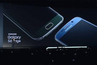 Galaxy S6 è ufficiale: tutte le caratteristiche del nuovo smartphone di Samsung