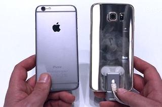 Samsung Galaxy S6 vs iPhone 6: design e caratteristiche tecniche a confronto