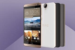 HTC One E9+, presentato il nuovo phablet da 5,5 pollici Quad HD