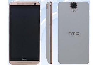 HTC One E9, foto e possibili caratteristiche tecniche del nuovo phablet Quad HD