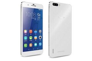 Honor 6+, il nuovo smartphone Android con doppio obiettivo