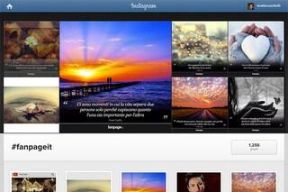 Instagram, il sito ufficiale attiva le pagine hashtag