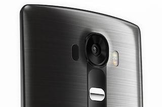 LG G4, una nuova foto svela un design leggermente curvo