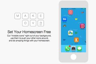 Come organizzare le icone di iOS inserendo spazi vuoti