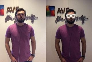 Privacy, annunciati occhiali che interferiscono con i sistemi di riconoscimento facciale