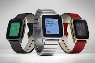 Pebble sconta del 30% tutti gli smartwatch: ecco i prezzi aggiornati