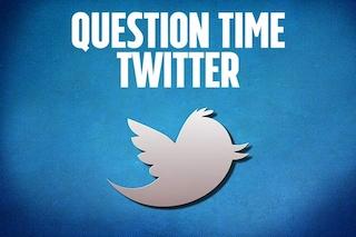 Question Time Twitter, le video risposte alle vostre domande sul social network