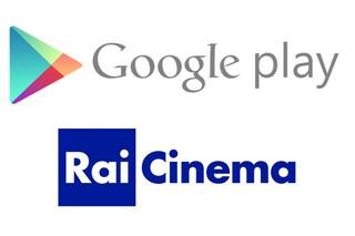 Google e Rai, accordo per portare online centinaia di film