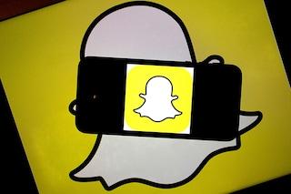 Snapchat si aggiorna e attiva la condivisione per Discover