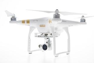 DJI Phantom 3, presentati i nuovi droni professionali