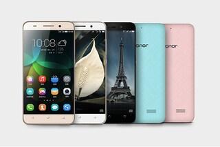 Huawei presenta Honor 4C, Pad e Pad Note