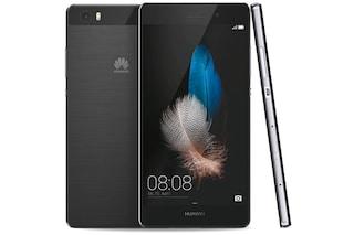 Huawei P8 Max e P8 Lite, un phablet da 6,8 pollici ed uno smartphone da 5 pollici