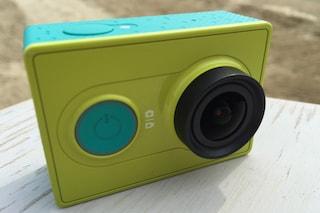 Yi Camera, la videorecensione della GoPro di Xiaomi che costa 60 euro