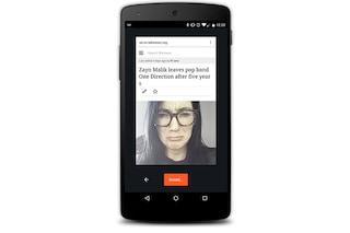 #ChromeSelfie, un autoscatto per condividere la reazione ad un sito web