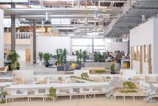 Facebook, i nuovi uffici sono costati meno di ogni altro edificio della Silicon Valley